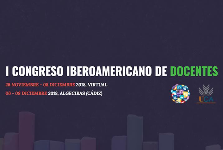 I Congreso Iberoamericano de Docentes en Algeciras (Cádiz)